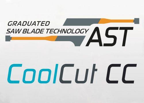 AST & CoolCut Logos